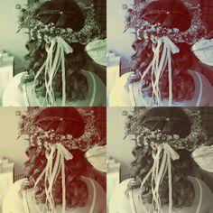 First Communion Hair ~jm~