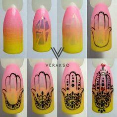 Nails University. Ногти и Маникюр пошагово. Easy Nail Art, Art Lessons, Doodles, Tattoos, Nails, Nail Stuff, Beauty, Tutorials, Study