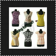 Tops/Blouses/Shirts ^^^ Tops