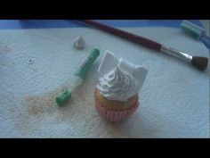 Deco-Whipped Cream Patterns.[For Deco-Den!] - YouTube
