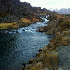 Thingvellir National Park, Iceland. So beautiful.