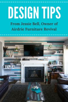 Home owner and decorating genius Jessie has put clear thought and effort into each corner of her house, ensuring that the décor flows flawlessly throughout each room. Read the full blog to find out the number one piece of advice Jessie gives her clients!