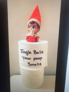 Merry Christmas, Christmas Elf, All Things Christmas, Christmas Crafts, Christmas Decorations, Christmas Bedroom, Christmas Humor, Elf Ideas Easy, Awesome Elf On The Shelf Ideas