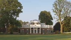 One of the richest experiences I've been blessed to see is Thomas Jefferson's Monticello.