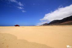 Playa de Cofete, Fuerteventura #travel #onawielepiej