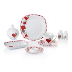 Bernardo Love Kahvaltı Takımı / Breakfast Set #bernardo #kitchen #mutfak #tabledesign  #breakfasttime