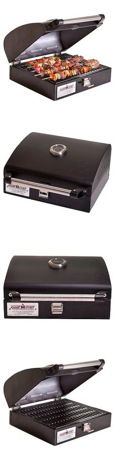 Other Camping Cooking Supplies 16036: Camp Chef Deluxe Bbq Grill Box Accessory -> BUY IT NOW ONLY: $79.99 on eBay!