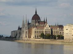 Parlament Building Oct 2006, Budapest Hungary