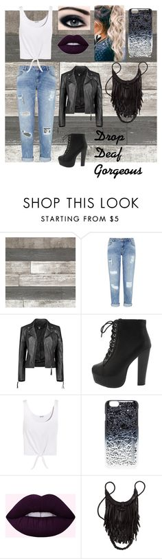 """Drop Dead Gorgeous"" by g1itter14 ❤ liked on Polyvore featuring Miss Selfridge, Boohoo, Splendid and Marc by Marc Jacobs"