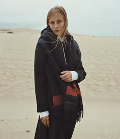 Olympia Campbell by Zoe Ghertner for WSJ Magazine October 2015
