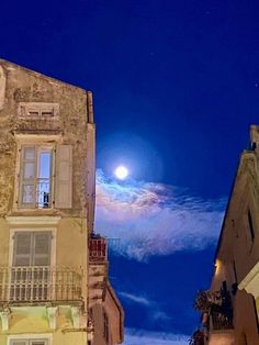 Corfu, Moon, Mansions, House Styles, Home Decor, Vacation, The Moon, Decoration Home, Manor Houses