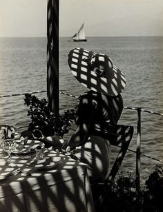 Paul Wolff | At the Bay of Naples, 1930s