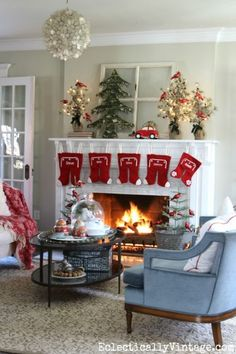 Whimsical Christmas Home Tour