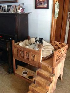 Little dog bed                                                                                                                                                                                 More