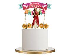 Elena de Avalor de la torta, Elena de Avalor, Elena de Avalor fiesta, fiesta de cumpleaños de Elena de Avalor, decoración del partido Elena de Avalor