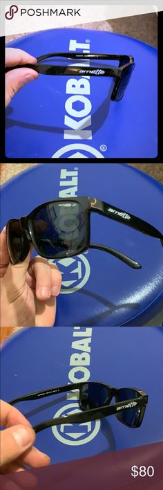 e10d7a11ac Arnette Sunglasses Men's Arnette Sunglasses. Still in mint condition, they  have only been worn