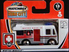 Model Matchbox Metro Base 15