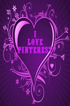 """PaigeLynn L is a sharer of her pins: """"I love Pinterest."""" Thank you PaigeLynn for making Pinterest a nicer place. http://www.pinterest.com/paigelynn714/"""