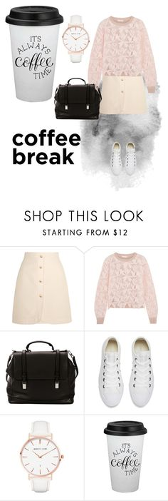 """""""CoVffee"""" by tnocilla ❤ liked on Polyvore featuring Gucci, See by Chloé, Hadaki, Converse and Abbott Lyon"""