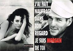 Albert Delègue, Morgan, 90s ad