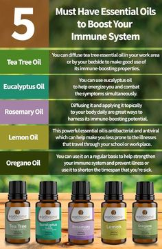 5 Must-Have Essential Oils to Boost Your Immune System – Earthroma Eucalyptus Essential Oil, Tea Tree Essential Oil, Lemon Essential Oils, Essential Oil Blends, Anti Viral Essential Oils, Health And Fitness Magazine, Health And Fitness Tips, Doterra, Chest Congestion Remedies