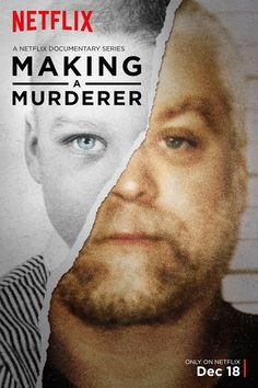 Here's Everything Coming To Netflix In December #refinery29  http://www.refinery29.com/2015/11/98292/netflix-december-2015-new-releases#slide-51  Making a Murderer: Season 1 (2015) This enthralling new true-crime series runs in the same vein as Serial and The Jinx. It investigates a man exonerated by DNA evidence who is convicted of another grisly crime.  Available December 18 <...