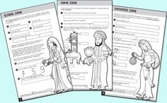 Worksheets on Muslim technology/inventions  1001-inventions-3