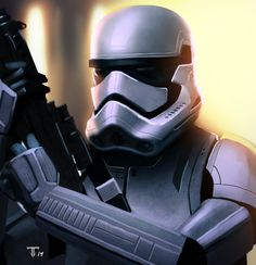 Love the look of this.. The new stormtrooper helmet - Google Search