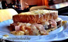Gyors rakott bundás kenyér recept Boribonka konyhájából ... Beef, Chicken, Food, Meat, Essen, Meals, Yemek, Eten, Steak