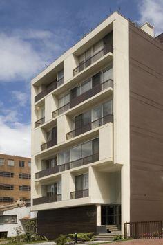 Housing – Athikia Building – Daniel Bonilla Arquitectos