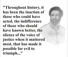 Haile Selassie - It is prophesied that oppression makes the wise man mad and who is madder than my servant said the Lord our God, jah, rastafari.