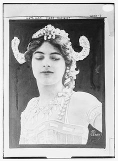 Margaretha Geertruida MacLeod, known by the stage name Mata Hari, an exotic dancer and courtesan who was convicted of being a spy. George Grantham Bain Collection. Library of Congress Prints and Photographs Division.