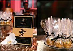 Birthday Party Inspiration by Elles Couture Events 50th Party, 30th Birthday Parties, Gatsby Party, 50th Birthday, Golden Birthday, Birthday Ideas, Black Gold Party, Dessert Table Backdrop, Great Gatsby Theme