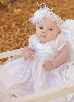 Tallie Christening Dress | Christening Dresses for Girls