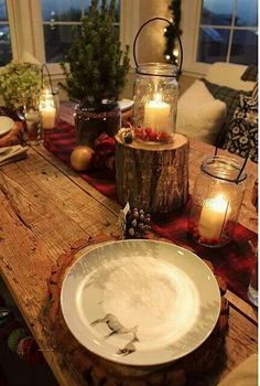 Great Table Setting♥