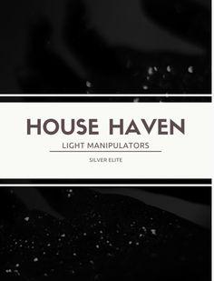 House of Haven Light Manipulators Silver Elite