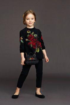 Kid's Wear - Dolce&Gabbana AW 2015/16