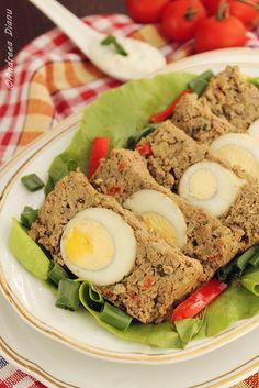 Drob din ficat de pui - Pasiune pentru bucatarie- Retete culinare Cobb Salad, Food, Recipes, Right Guy, Essen, Meals, Yemek, Eten