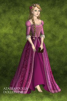 Tudors Rapunzel by PinkPetalEntrance.deviantart.com on @deviantART