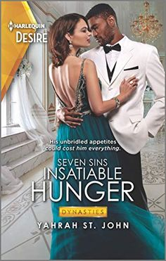 Amazon ❤ Insatiable Hunger (Dynasties: Seven Sins Book 3)
