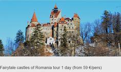 Fairytale #castles of #Romania private tour   Secret Romania