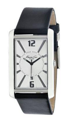 Kenneth Cole New York Mens KC1717 Analog Silver Dial Watch by Kenneth Cole, http://www.amazon.ca/dp/B0046XTXNW/ref=cm_sw_r_pi_dp_XkNtrb130G987