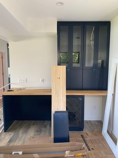 Lake George Modern Home Basement Bar Under Construction | construction2style Kitchen Cabinet Layout, Kitchen Cabinets In Bathroom, Kitchen Cabinetry, Wood Cabinets, Small Kitchen Redo, Cabinet Inspiration, Home Bar Designs, Lake George, Kitchen Trends