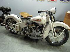 1938 Harley Knucklehead