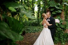 Vow Renewal Forest photo shoot by Anna Kim Photography