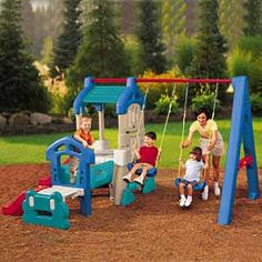 Charmant Plastic Swing Sets   Home Interior Design Ideas | Home Interior Design Ideas