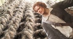 Make Claire's cowl from the Outlander trailer