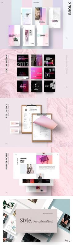 This Entire Shop Bundle is jam packed with huge amazing collections, all at a ridiculously low price. You'll get powerful PowerPoint, Keynote and Google Slides Presentation templates full of everything you could ever need. There's also Social Media Packs, New Resume, a UI Kit and oh, just 9,000+ vector icons pack. Cv Template, Keynote Template, Resume Templates, Change Image, Change Background, All Icon, I Am Awesome, Amazing, Ui Kit
