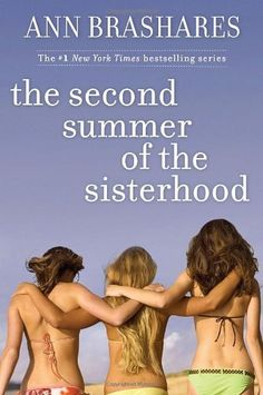 The Second Summer of the Sisterhood (Sisterhood of Traveling Pants, Book 2) by Ann Brashares, http://www.amazon.com/dp/0385731051/ref=cm_sw_r_pi_dp_HNIYpb0R6F92H