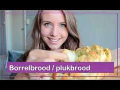 Plukbrood/borrelbrood - Foodgloss - YouTube